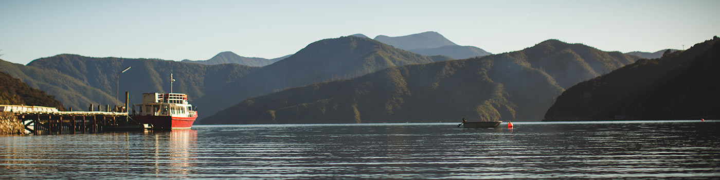 Beautiful Marlborough Sounds
